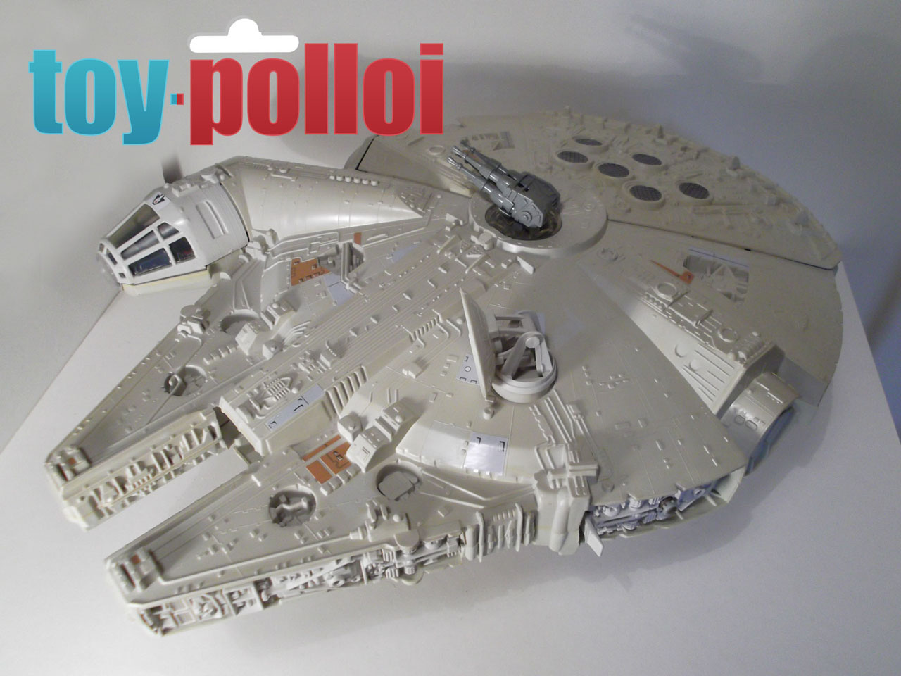 Kenner Star Millennium Falcon